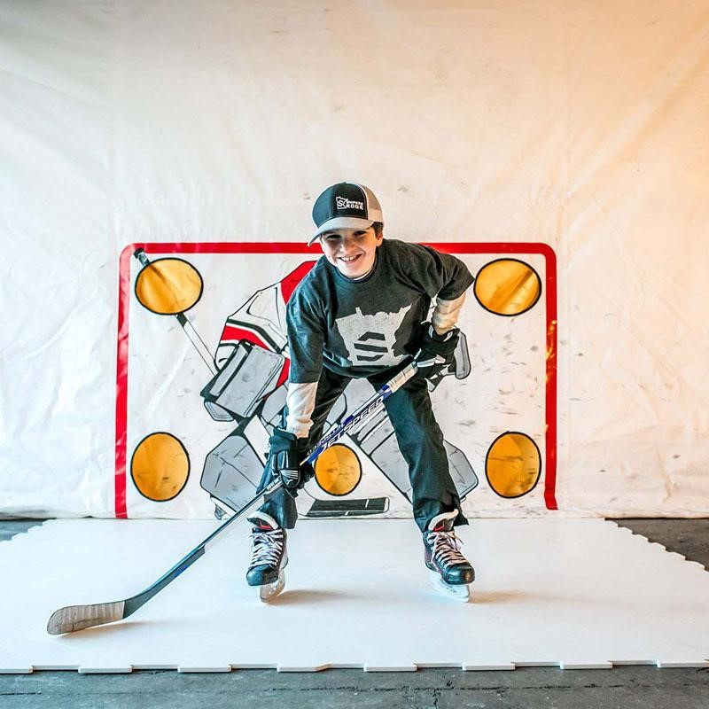 What are the Best Hockey Synthetic Ice Tiles